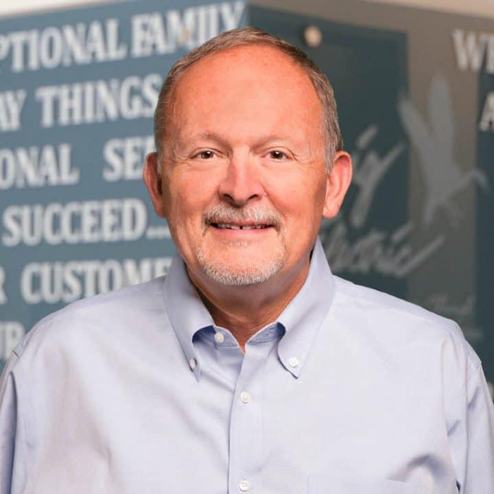 Rod Beckman, Group Executive, San Francisco, Sprig Electric