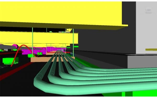Building Information Modeling (BIM), Sprig Electric